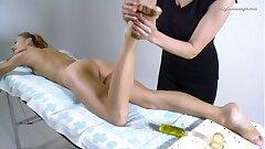 Lika Volosatik super hot Russian virgin pussy massaged
