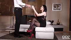 Get ready for some incredible sole fetish Hardcore fucking with sweetie Lady Dee