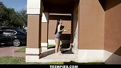 TeenPies - Hot Creampie For Hot Mexican Teen Jessica Jewels