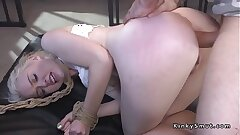 Hot ass brat nubile gets anal rehab