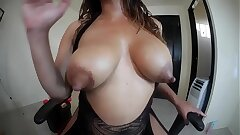 Colombian goddess says to me: M! CH3LL3 $ 3XH @ RD but I am 100% Venezuela