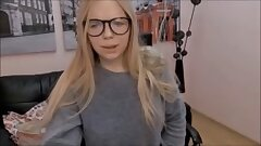cute nerdy ukrainian camslut - 550cams.com