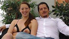 Amateureuro - alemán amateur pareja ama follando delante de cámara