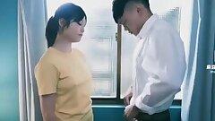 国产麻豆剧情七夕情人节 男女上错身 灵魂交换肉体