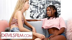 Haley Reed is Comforted By Her Splendid Lesbian Best Friend